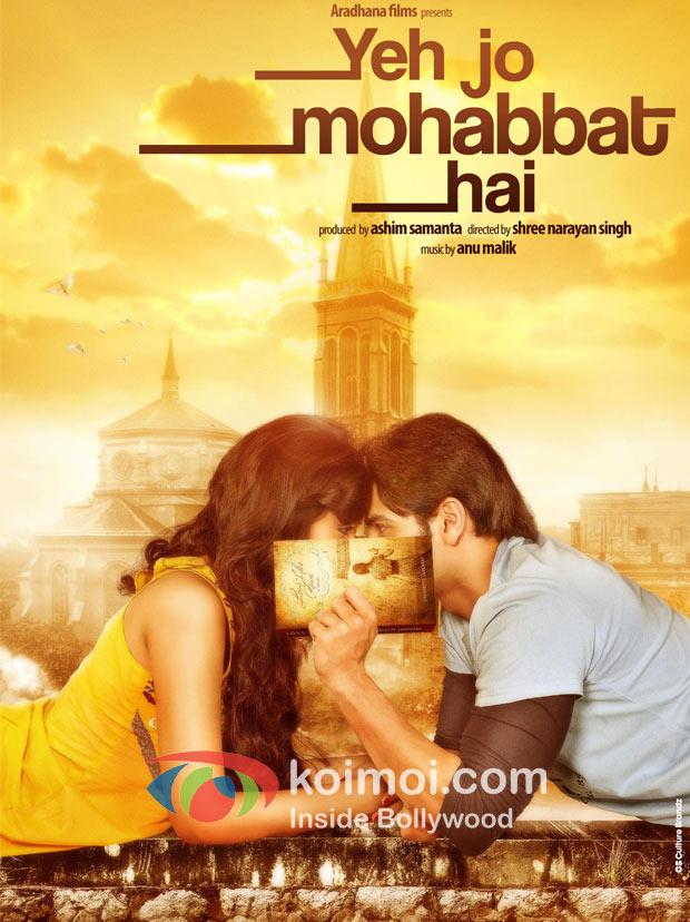 Frist Look: Yeh Jo Mohobbat Hai (Movie Poster)