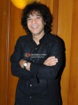 Zakir Hussain At The launch Of His Album Miracle