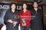Zakir Hussain, Shreya Goshal, Deepak Pandit At The launch Of His Album Miracle