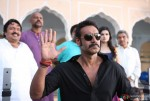 A stern Ajay Devgan in Bol Bachchan Movie Stills