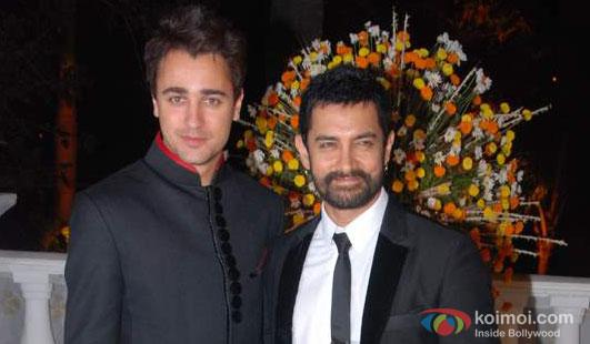 Imran Khan, Aamir Khan