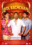 Abhishek Bachchan And Ajay Devgan's New Bol Bachchan Movie Poster