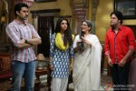 Abhishek Bachchan, Asin Thottumkal, Archana Puran Singh and Krushna Abhishek in Bol Bachchan Movie Stills