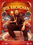 Ajay Devgan In Bol Bachchan Movie Poster