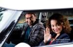 Ajay Devgan, Kangana Ranaut (Tezz Movie Stills)