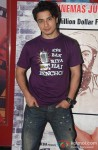 Ali Zafar at a promotional event of film Tere Bin Laden