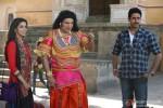 Asin Thottumkal, Krushna Abhishek and Abhishek Bachchan in Bol Bachchan Movie Stills