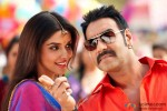 Asin Thottumkal and Ajay Devgan in Bol Bachchan Movie Stills
