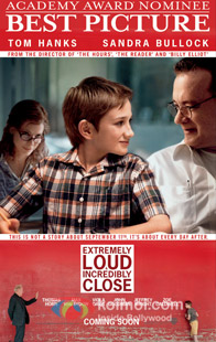 Extremely Loud & Incredibly Close Review (Extremely Loud & Incredibly Close Movie Poster)