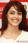 Genelia D'souza at the unveiling of Blue & Blues spring-summer collection 2013