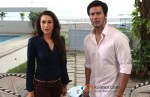 Karisma Kapoor, Rajneesh Duggal (Dangerous Ishhq Movie Stills)
