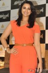 Parineeti Chopra at a press conference of Glitterati 2013