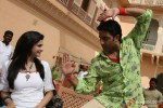 Prachi Desai and Abhishek Bachchan in Bol Bachchan Movie Stills