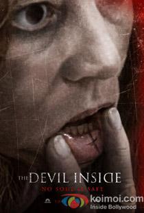 The Devil Inside Review (The Devil Inside Movie Poster)
