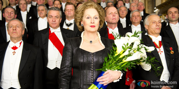 The Iron Lady Review (The Iron Lady Movie Stills)