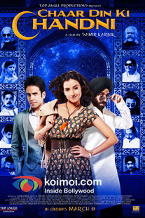Tusshar, Kulraj Randhawa In Chaar Din Ki Chandni
