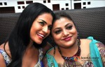 Veena Malik, Shilpi Gupta At Studio 169 Launch