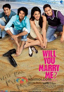 Will You Marry Me? Review (Will You Marry Me? Movie Poster)