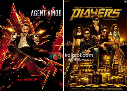 Agent Vinod And Players Movie Poster