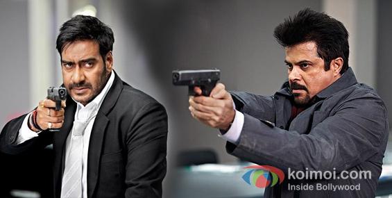 Ajay Devgan, Anil Kapoor Tezz Movie Stills