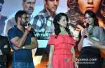 Ajay Devgan, Kangana Ranaut, Sameera Reddy At Tezz Music launch