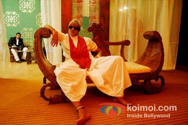 Amitabh Bachchan In Department