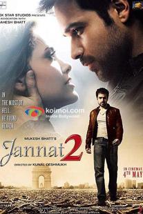 Emraan Hashmi Jannat 2 Movie Poster