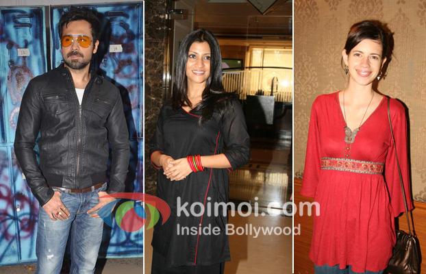 Emraan Hashmi, Konkona Sensharma & Kalki Koechlin will star in the supernatural mystery thriller Daayan.