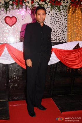 Irrfan Khan At 'Thank You' Movie Premiere