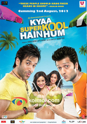 Kyaa Super kool Hain Hum Movie Poster