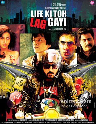 Life Ki Toh Lag Gayi Movie Poster