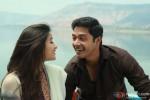 Madhhurima Banerjee and Shreyas Talpade sharing a laugh in Kamaal Dhamaal Malamaal Movie Stills