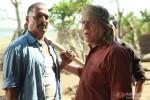 Nana Patekar and Om Puri looking shocked in Kamaal Dhamaal Malamaal Movie Stills