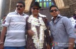 Priyadarashan, Paresh Rawal And Shreyas Talpade On The Sets Of Kamaal Dhamaal Malamaal Movie