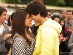Priyanka Chopra and Shahid Kapoor love scene in Teri Meri Kahaani Movie Stills