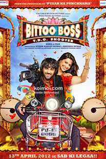 Pulkit Samrat, Amita Pathak Bittoo Boss Movie Review (Movie Poster)