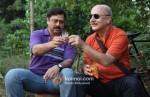 Sachin Khedekar, Anupam Kher (Chhodo Kal Ki Baatein Movie Stills)