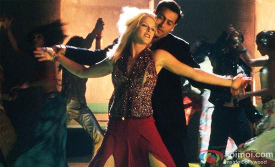 Salman Khan in a still from Marigold Movie
