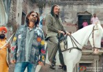 Sanjay Dutt and Mukul Dev play the Bad Cops in Son Of Sardar Movie Stills