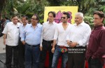 Satish Kaushik, Ratan Jain, Satish Shah At Ajab Gazabb Love Mahurat