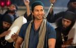 Shahid Kapoor in a song sequence in Teri Meri Kahaani Movie Stills