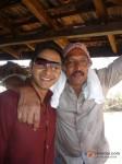 Shreyas Talpade And Nana Patekar On The Sets Of Kamaal Dhamaal Malamaal Movie