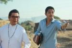 Shreyas Talpade and Asrani in a scene in Kamaal Dhamaal Malamaal Movie Stills