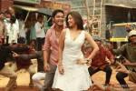 Shreyas Talpade and Madhhurima Banerjee romance in a song sequence in Kamaal Dhamaal Malamaal Movie Stills