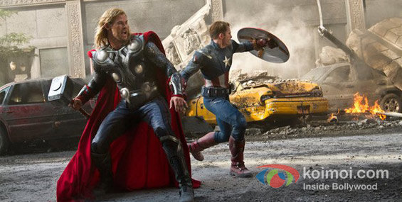 The Avengers Movie Stills