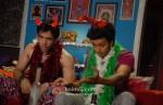 Tusshar Kapoor, Ritesh Deshmukh (Kyaa Super Kool Hain Hum Movie Stills)