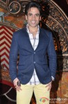 Tusshar Kapoor on the sets of 'Nautanki - The Comedy Theater' show