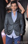 Tusshar Kapoor poses during the launch of song from Shooutout At Wadala