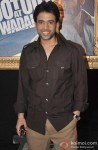 Tusshar Kapoor poses during the promotion of film Shootout At Wadala