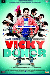 Vicky Donor Movie Review
